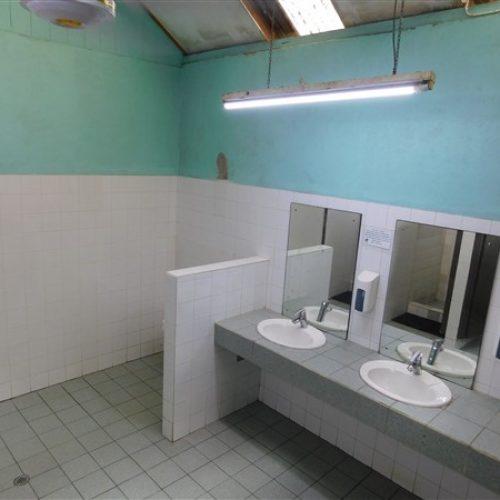 Shared Men's toilets